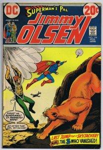 Superman's Pal Jimmy Olsen #156 ORIGINAL Vintage 1973 Comics