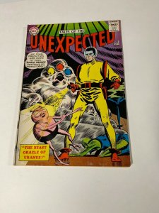 Tales Of The Unexpected 77 5.5 Fine- Fn- Slight Water Damage Dc Silver Age