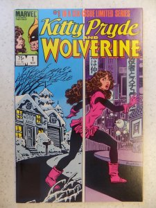 KITTY PRYDE AND WOLVERINE # 1
