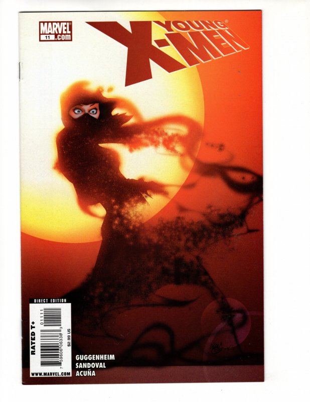 YOUNG X-MEN #10 (VF) 1¢ Auction! No Resv!  See More!!!