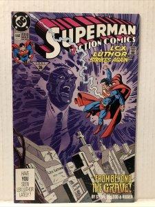 Action Comics #668