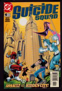 Suicide Squad #6 (2001 Series)   9.2 NM-