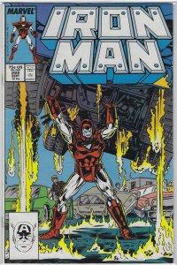 Iron Man #222 (1987)