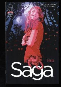 Saga #3 NM- 9.2