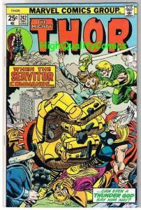 THOR #242, VF, God of Thunder, Buscema, Len Wein,1966, more Thor in store