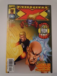 Mutant X #19 (2000)