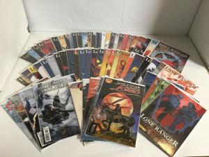 Lone Ranger 1-25 vol 1 1-35 vol 2 plus more 62 Issue Lot Set Run Nm Near Mint
