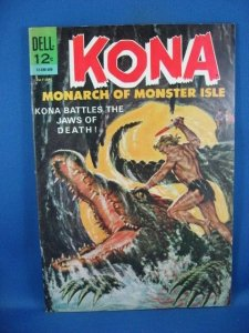 Kona #11 (Jul-Sep 1964, Dell) VF NM