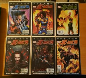 X-Men Dreamers & Demons 1-6 Complete Set Run! ~ NEAR MINT NM ~ 2004 Marvel
