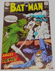 Batman #216 mid grrade copy. 4.5 Bronze Age DC