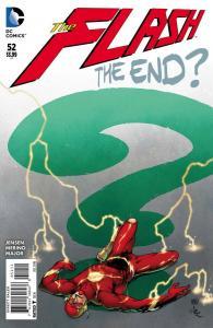 FLASH  (2011 DC COMICS) #52 NM