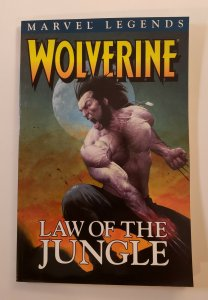 WOLVERINE LEGENDS: LAW OF THE JUNGLE  VOL.3 TPB SOFT COVER