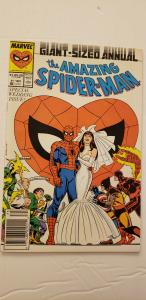 The Amazing Spider-man Giant-sized Annual 21