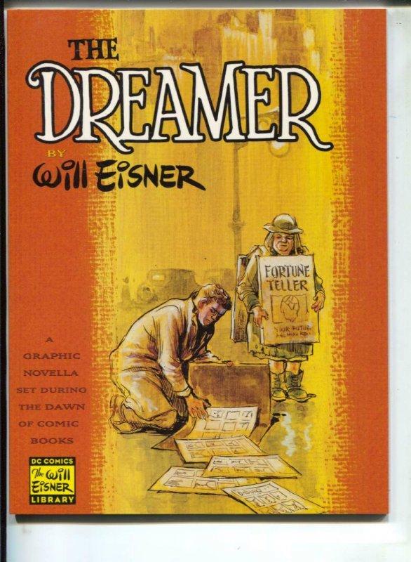Dreamer-Will Eisner-TPB-trade