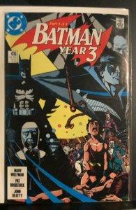 Batman: Año 3 #1 (1990)