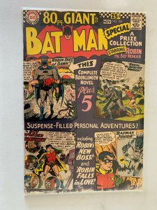 Batman #185 4.0 VG water damage (1966)