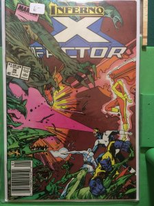 X-Factor #36 Inferno