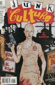 Junk Culture #1 FN; DC/Vertigo | save on shipping - details inside