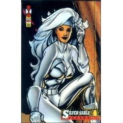 1994 Fleer Amazing spider-man SILVER SABLE #79