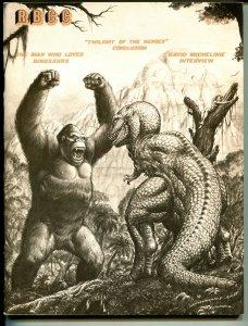Rocket Blast Comicollector #145 1978-Steve Ditko-King Kong-Dan Rosa-VF/NM