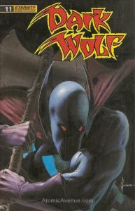 Dark Wolf #11 VF/NM; Eternity | save on shipping - details inside