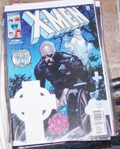 X-Men #108 (Jan 2001, Marvel) dreams end part 4 professor x- wolverine
