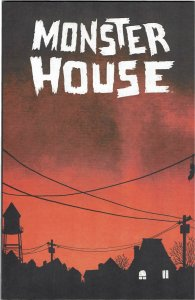 Monster House #1 IDW NM