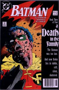 Batman #428 - 9.2 or Better - Death of Robin