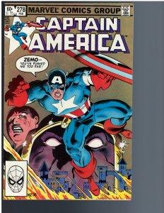 Captain America #278 (1983)