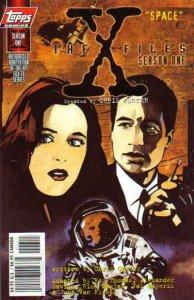 X-Files: Season One: Space #1, NM + (Stock photo)