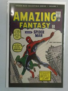Spider-Man Collectible Series #1 reprint of Amazing Fantasy #15 5.0 VG FN (2006)