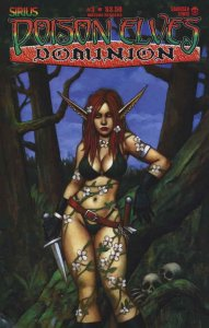 Poison Elves: Dominion #3 FN; Sirius   save on shipping - details inside
