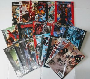 Ultimates Marvel Comic Book Lot of (22) HIGH GRADE copies! see more! B7-02