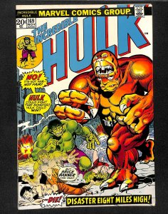 The Incredible Hulk #169 (1973)