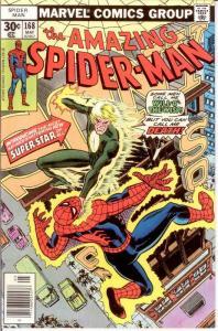 SPIDERMAN 168 VF May 1977 COMICS BOOK