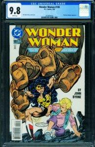 WONDER WOMAN #105 CGC 9.8 DC 1st appearance of Wonder Girl 2050854010