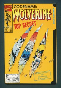 Wolverine #50 / 9.8 NM-MT  (1988 1st Series)