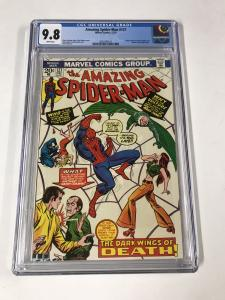 Amazing Spider-Man #127 CGC 9.8
