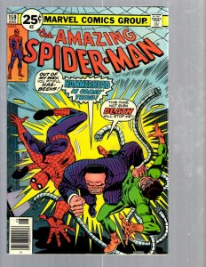 Amazing Spider-Man # 159 VF/NM Marvel Comic Book MJ Vulture Goblin Scorpion TJ1