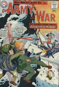 Our Army at War (1952 series) #154, Good- (Stock photo)
