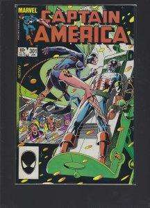 Captain America #301 (1985)