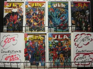 JUSTICE LEAGUES SET  Parts 1-6 (set of 6 one shots) COMICS BOOK