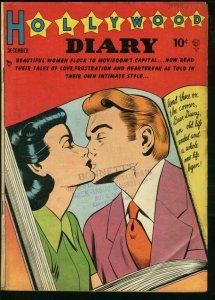 HOLLYWOOD DIARY #1-1949-GOLDEN AGE ROMANCE G/VG