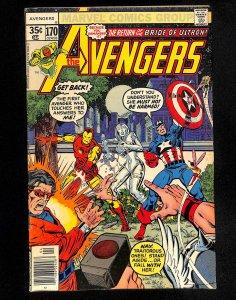 Avengers #170
