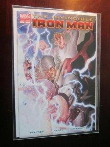 Invincible Iron Man (2008) #21C - 9.0 - 2010