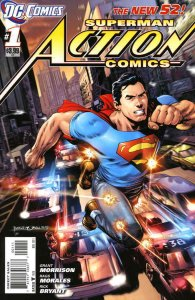 Action Comics (2nd Series) #1 VF/NM; DC | save on shipping - details inside