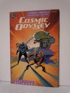 Cosmic Odyssey #3 (1989)