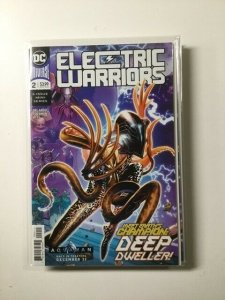 Electric Warriors #2 (2019) HPA