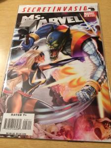 Ms. Marvel #28 secret invasion