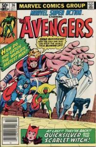 Marvel Super Action (1977 series) #36, VF+ (Stock photo)
